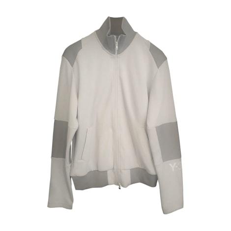 Sweatshirt YOHJI YAMAMOTO White, off-white, ecru