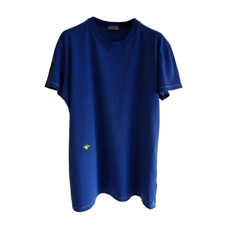 T-shirt DIOR HOMME Blue, navy, turquoise