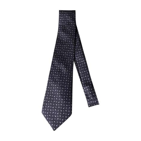 Cravate HERMÈS Marron