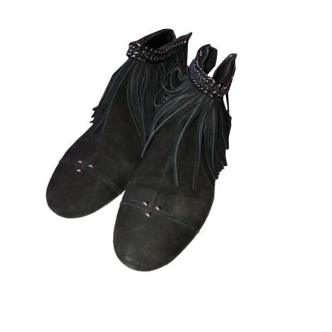 Bottines & low boots plates JEROME DREYFUSS Noir