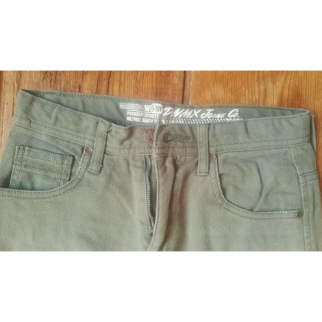 Pantalon DNMX Vert
