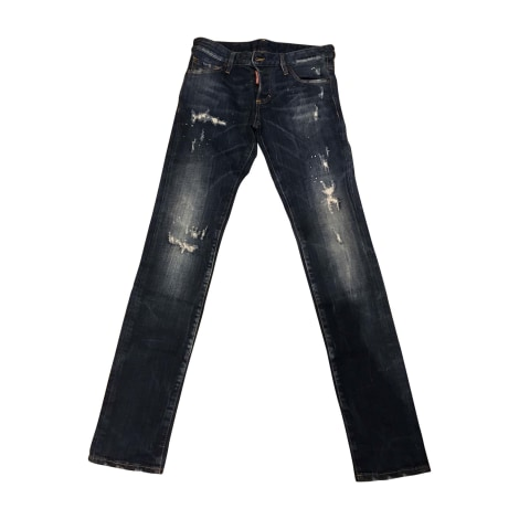 Jeans slim DSQUARED2 Brut