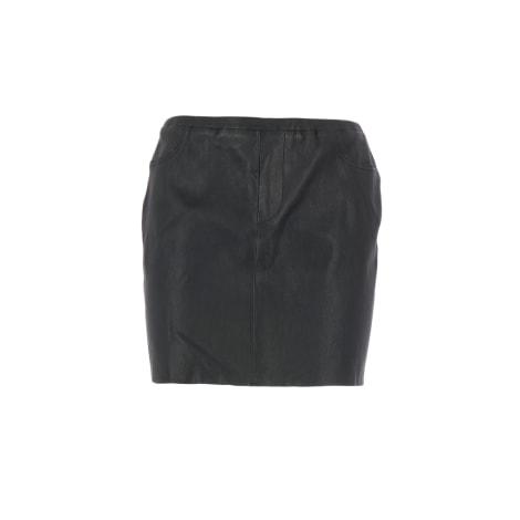 Jupe mi-longue ZADIG & VOLTAIRE Noir