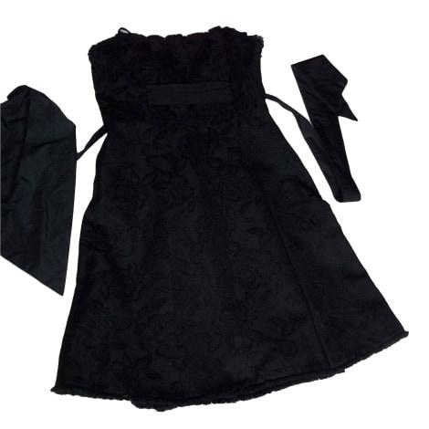 Robe bustier BCBG MAX AZRIA Noir