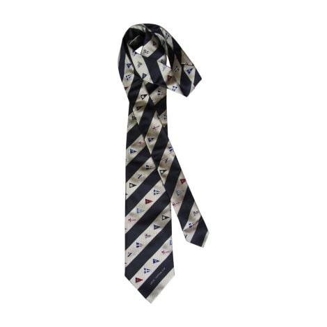 Krawatte LOUIS VUITTON Blau, marineblau, türkisblau