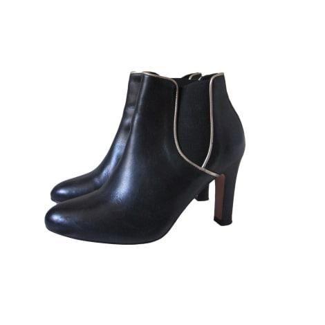 Bottines & low boots à talons BOBBIES Noir