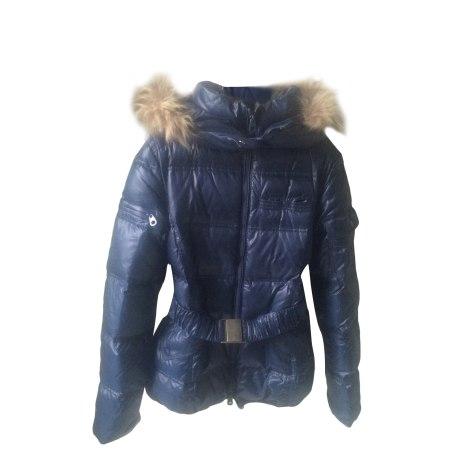 Berenice 8324110 T0 34 Doudoune Bleu xs wdq7808