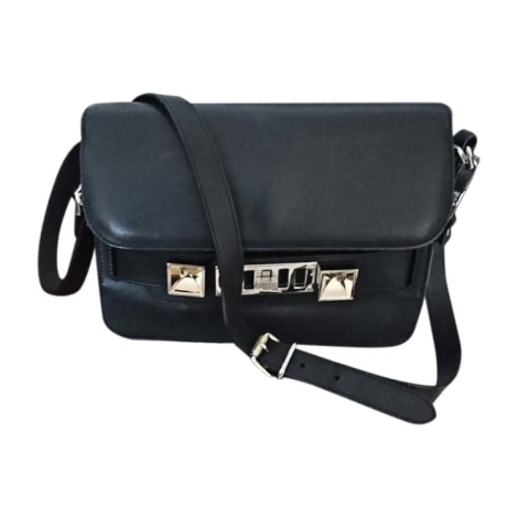 Leather Handbag PROENZA SCHOULER PS11 Black
