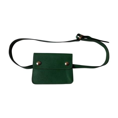 Skinny Belt HERMÈS Green
