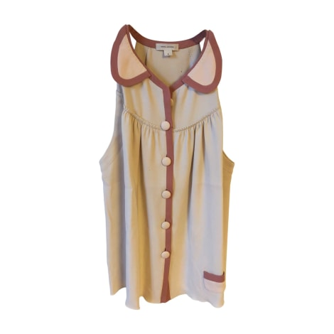 Blouse MARC JACOBS Beige, camel
