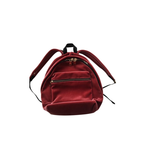 Backpack SANDRO Pink, fuchsia, light pink