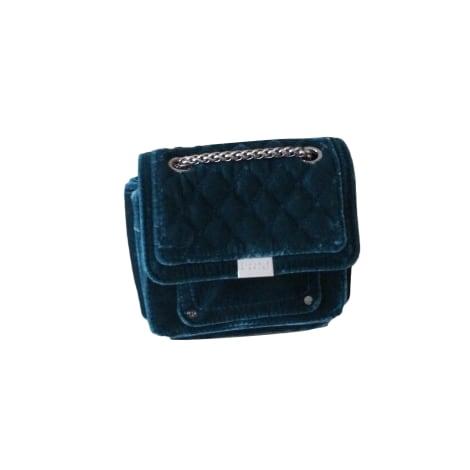 Non-Leather Shoulder Bag CLAUDIE PIERLOT Green