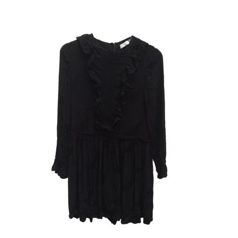 Robe courte SANDRO Noir