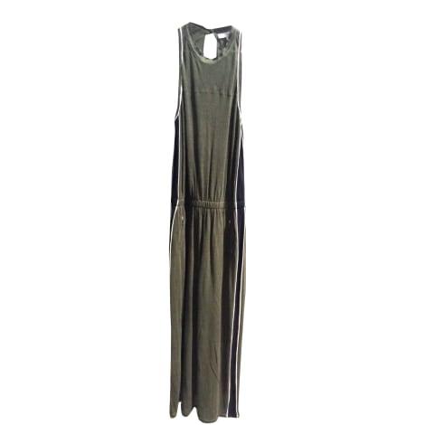 Robe longue IRO Kaki