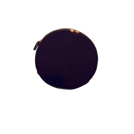Sac en bandoulière en cuir SÉZANE Noir