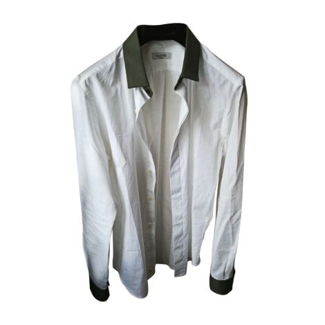 Chemise VALENTINO Blanc, blanc cassé, écru