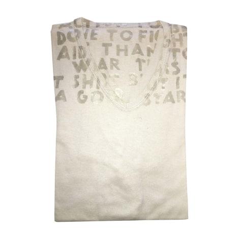 T-shirt MAISON MARTIN MARGIELA Gray, charcoal