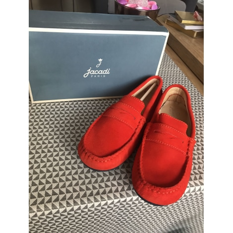 Mocassins  JACADI Orange