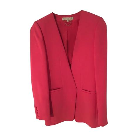 Blazer, veste tailleur VANESSA BRUNO Rose, fuschia, vieux rose