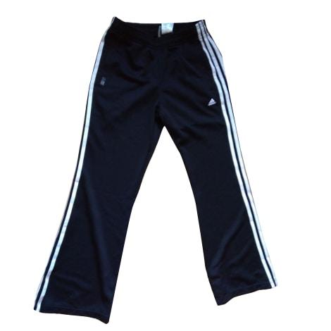 Pantalone della tuta ADIDAS Nero