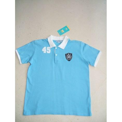 Polo CLUB MED Bleu, bleu marine, bleu turquoise