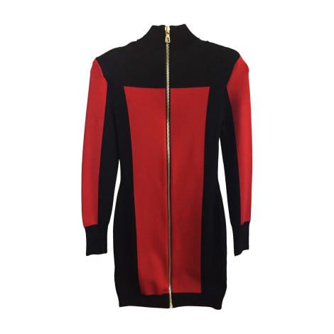 Robe pull BALMAIN X H&M Multicouleur