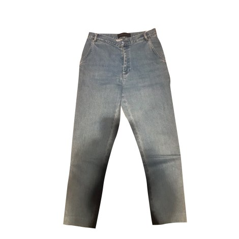 Jeans droit VANESSA SEWARD Bleu, bleu marine, bleu turquoise