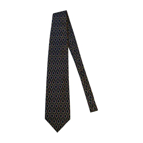 Tie GUCCI Blue, navy, turquoise