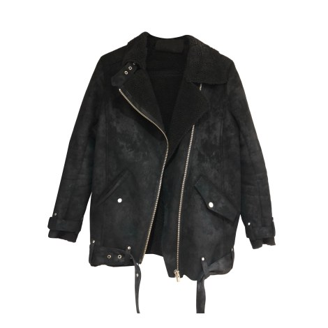 Zipped Jacket THE KOOPLES Black