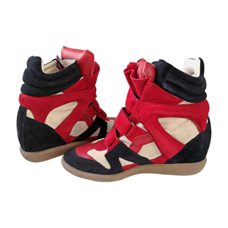 Baskets ISABEL MARANT Multicouleur