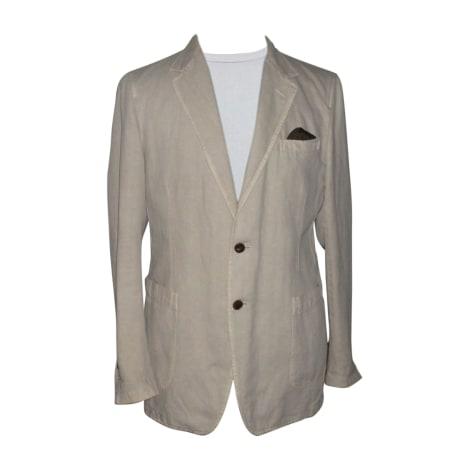 Jacket GUCCI Beige, camel