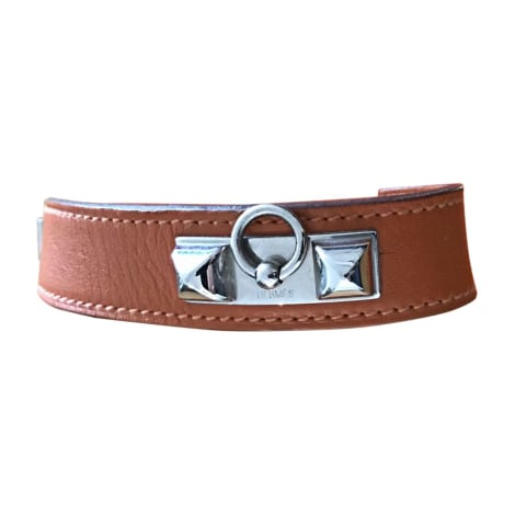 Skinny Belt HERMÈS Orange