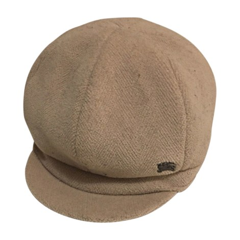 Hat BURBERRY Beige, camel