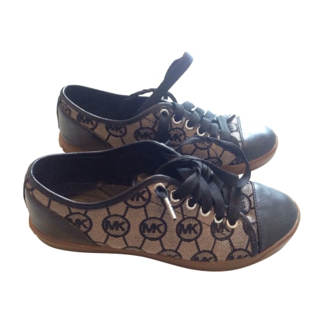 Sneakers MICHAEL KORS Brown