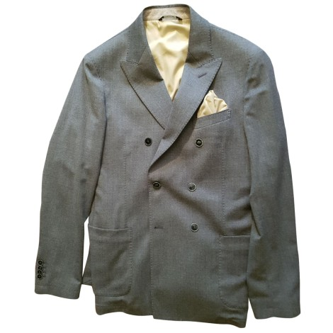 Complete Suit LY ADAMS Gray, charcoal