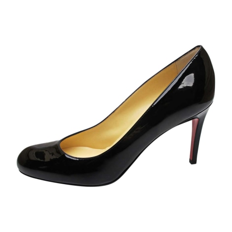 Escarpins CHRISTIAN LOUBOUTIN Simple pump Noir