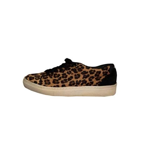 Sneakers CLAUDIE PIERLOT Beige, camel