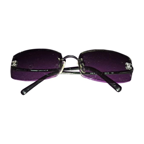 Sunglasses CHANEL Black