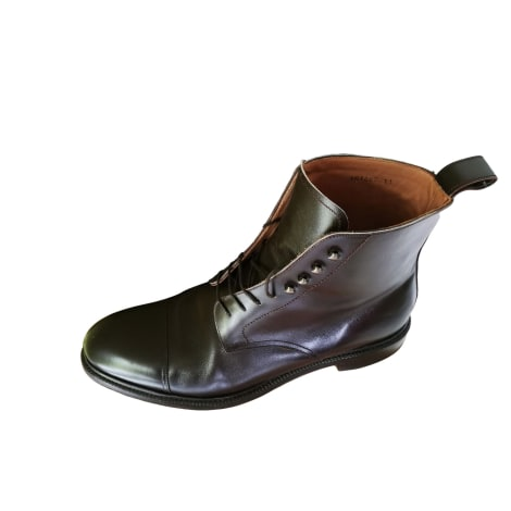 Bottines MEERMIN Marron