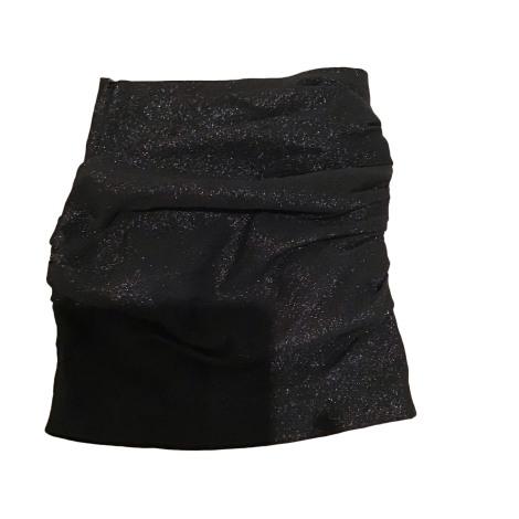 Jupe courte MAJE Noir