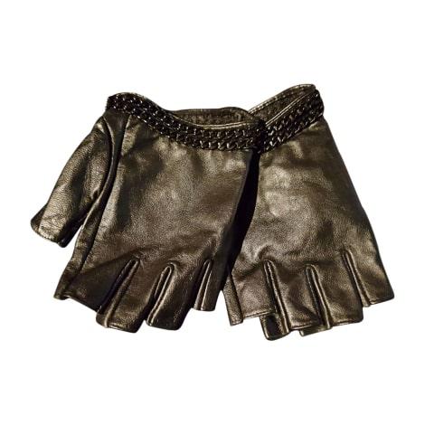 Fingerless Gloves KARL LAGERFELD Black