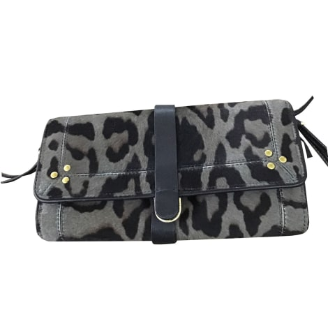 Clutch JEROME DREYFUSS Gray, charcoal