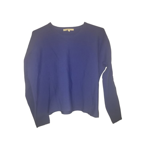 Top, T-shirt MAJE Blue, navy, turquoise