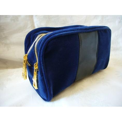 Trousse PACO RABANNE Bleu, bleu marine, bleu turquoise