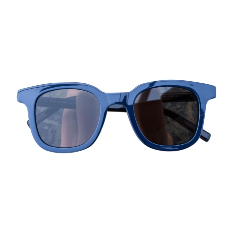 Sunglasses DIOR HOMME Blue, navy, turquoise