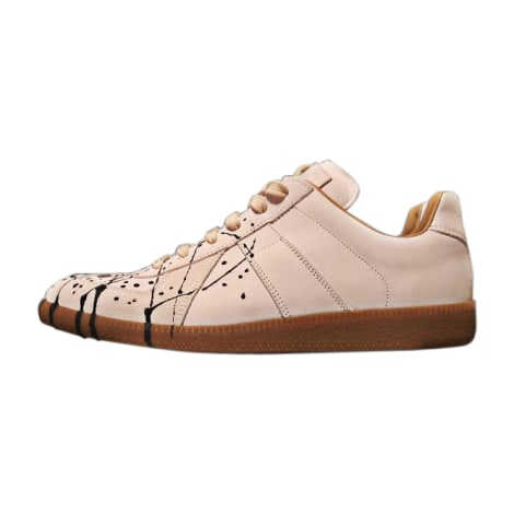 Sneakers MAISON MARTIN MARGIELA White, off-white, ecru