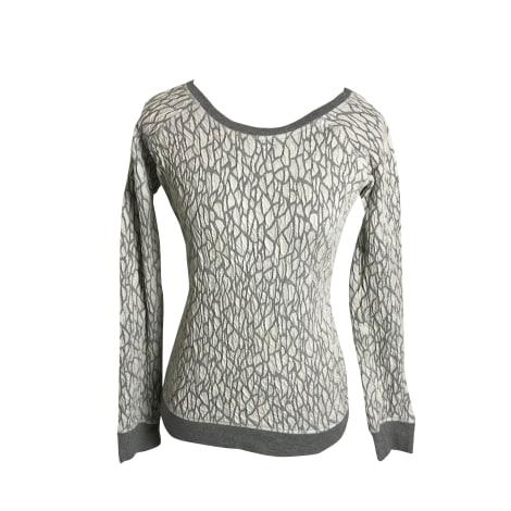 Sweater SÉZANE White, off-white, ecru