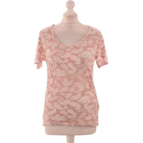 Top, T-shirt ZADIG & VOLTAIRE Pink, fuchsia, light pink