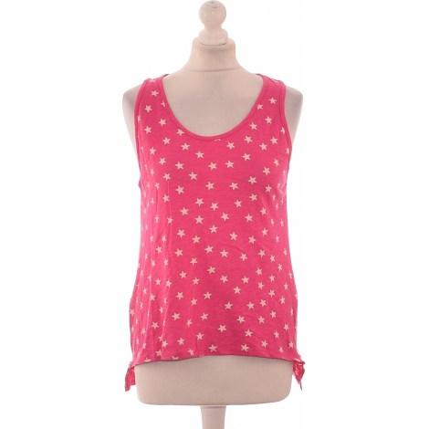 Tank Top CLAUDIE PIERLOT Pink, fuchsia, light pink