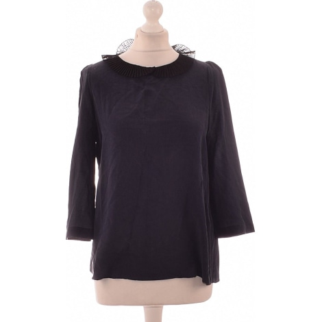 Top, T-shirt CLAUDIE PIERLOT Blue, navy, turquoise